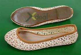 Giày bệt ren lưới dễ thương, xinh xắn nhẹ nhàng nâng bước chân xinh ngọc ngà. Giá chỉ có 95.000đ tại xdeal.vn.