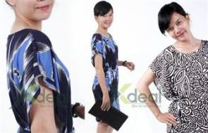 Sang trọng, nổi bật, quý phái cùng Đầm Cánh Dơi For Lady xinh xắn - xu hướng thời trang mới nhất năm 2012. Gía cực HOT chỉ có 99.000, Duy nhất tại xdeal.vn
