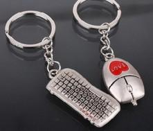 Móc khóa cặp bàn phím và chuột