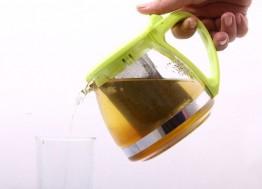 Bình lọc trà thủy tinh 700ml