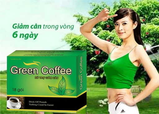 Yeah1 Deal - Tra Giam Can Green Coffee (Hop..