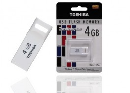 Usb Toshiba mini  4GB chinh hang