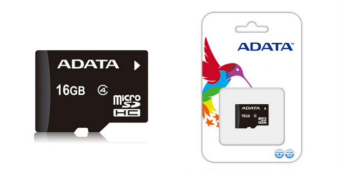 Yeah1 Deal - The nho 16 Gb ADATA Class 4 c...
