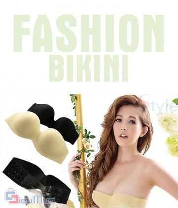 Áo ngực không dây lưng trong thời trang