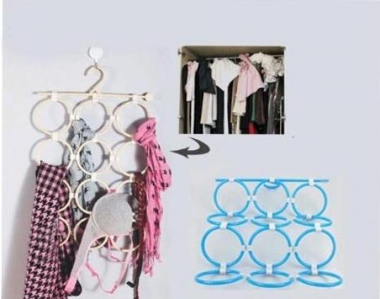Móc treo khăn đa năng tiện dụng ( 12...