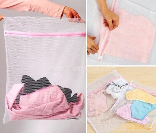 Combo 3 túi lưới giặt đồ