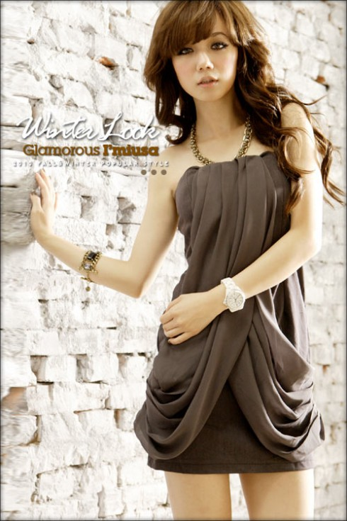 Đầm voan thời trang