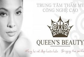 Khuyến mãi Queen's Beauty giảm giá 50% trong tháng 9-2014   Tin Khuyen Mai