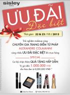 Khuyến mãi 2015 Lotte Department Store Làm đẹp đẳng cấp cùng Alexandre Colaianni | Tin Khuyen Mai