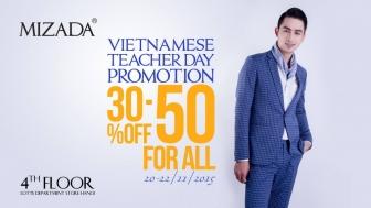 Khuyến mãi 2015 Lotte Department Store giảm giá khủng 30%~50% các sản phẩm MIZADA | Tin Khuyen Mai
