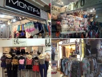 Kinh nghiệm mua hàng thời trang giá rẻ ở Singapore | Tin Khuyen Mai