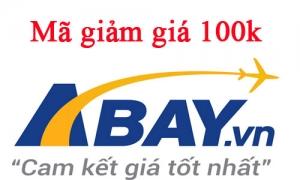 [Siêu Hot] Đang có mã giảm giá 100k khi đặt vé máy bay trên Abay.vn | Tin Khuyen Mai