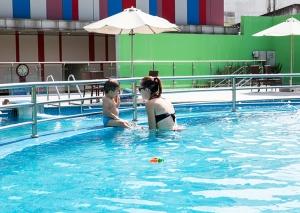 Combo 2 Vé bơi không giới hạn tại hồ Pandora giá chỉ 49.000đ | Tin Khuyen Mai