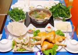 Ăn Thả Ga Set Gà Dành Cho 04 Người Nhà Hàng Gà 99 giá 262.000đ   Tin Khuyen Mai