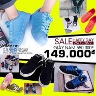 Thời trang YaMe đồng giá giày Nam 149K | Tin Khuyen Mai