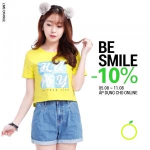 Thời trang Lime Orange giảm giá 10% bộ sưu tập cực xinh | Tin Khuyen Mai