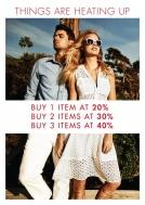 Thời trang GUESS giảm giá 40% trong tháng 9-2016   Tin Khuyen Mai