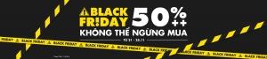 [Black Friday] Tiki giảm sốc 100 sản phẩm đến 50% duy nhất đến hết ngày 25/11 | Tin Khuyen Mai