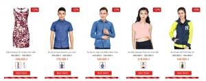 Mùa Sale cuối – Giá sập sàn giảm tới hơn 70% thời trang nam nữ tại Zanado | Tin Khuyen Mai