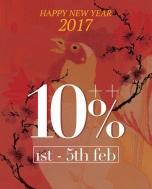 Khuyến mãi 2017 thời trang Kana Fashion giảm giá 10% trong tháng 2-2017 | Tin Khuyen Mai