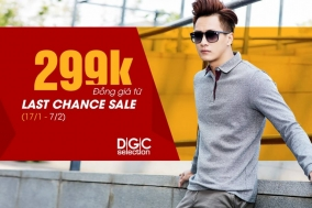 Khuyến mãi 2017 thời trang DGC selection đồng giá chỉ từ 299k đầu năm 2017 | Tin Khuyen Mai