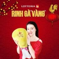 Khuyến mãi 2017 Lotteria tặng ngay 01 gối ôm đùi gà khi mua phần ăn giá chỉ 145.000đ | Tin Khuyen Mai