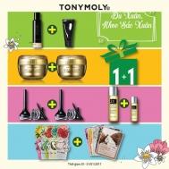 Khuyến mãi 2016 mỹ phẩm Tonymoly mua 1 tặng 1 đầu năm 2017 | Tin Khuyen Mai