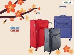 Khuyến mãi 2017 thời trang Global Bags & Luggage đồng giá chỉ 2900K | Tin Khuyen Mai