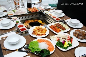 Nhà hàng Buffet Chef Dzung\\'s giảm giá 25% nhân dịp 8-3-2017 | Tin Khuyen Mai
